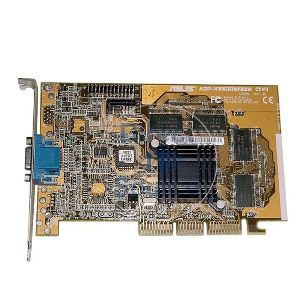 HP 5185-5340 - 32MB AGP Nvidia TNT2 M64 Video Card