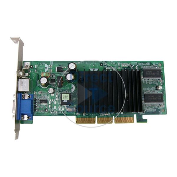 HP 5187-3706 - 64MB AGP Nvidia GeForce 8917 Video Card