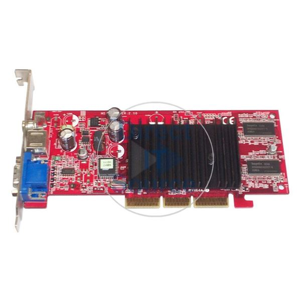 HP 5187-4908 - 128MB AGP VGA Nvidia GeForce FX5200XT Video Card