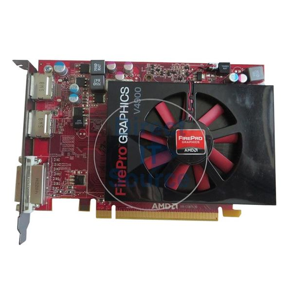 AMD 100-505844 - 1GB PCI-E DDR3 DVI AMD FirePro V4900 Video Card
