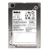 "Dell 9FK066-050 - 300GB 10K SAS-2 6.0Gbps 2.5"" 16MB Cache Hard Drive"