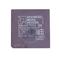 AMD A80486DX4-100NV8T - 100MHz Processor Only