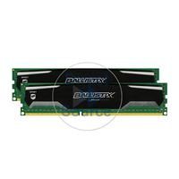 Crucial BLS2CP8G3D1609DS1S00CEU - 16GB 2x8GB DDR3 PC3-12800 Non-ECC Unbuffered 240-Pins Memory
