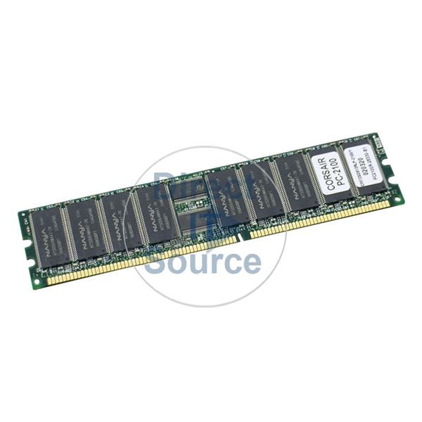 Corsair CM73SD512RLP-2100/Y - 512MB DDR PC-2100 Memory