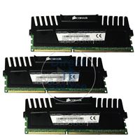 Corsair CMZ12GX3M3A2000C10 - 12GB 3x4GB DDR3 PC3-16000 240-Pins Memory