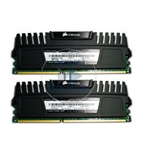Corsair CMZ16GX3M2A1600C10 - 16GB 2x8GB DDR3 PC3-12800 Non-ECC Unbuffered 240-Pins Memory