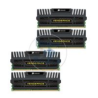 Corsair CMZ16GX3M4A1600C9 - 16GB 4x4GB DDR3 PC3-12800 240-Pins Memory