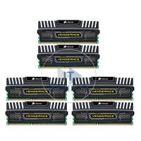 Corsair CMZ24GX3M6A1600C9 - 24GB 6x4GB DDR3 PC3-12800 240-Pins Memory