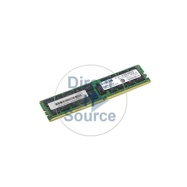 Crucial CT16G4RFD4213 - 16GB DDR4 PC4-17000 ECC Registered 288-Pins Memory