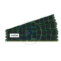 Crucial CT3K32G3ERSLQ41067 - 96GB 3x32GB DDR3 PC3-8500 Memory