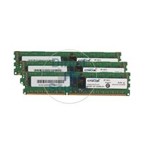 Crucial CT3K8G3ERSLD81339 - 24GB 3x8GB DDR3 PC3-10600 ECC Registered 240-Pins Memory