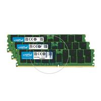 Crucial CT3KIT51272BB1067Q - 12GB 3x4GB DDR3 PC3-8500 ECC Registered 240-Pins Memory