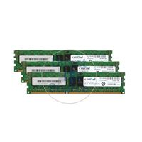 Crucial CT3KIT51272BB1339Q - 12GB 3x4GB DDR3 PC3-10600 Memory