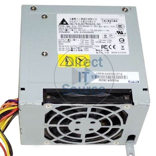 Asus 04G185013401 - 250W Power Supply