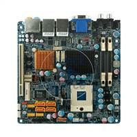 Gigabyte GA-6QPCV-RH - Mini ITX Server Motherboard