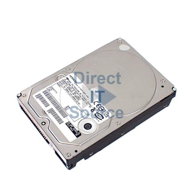 "Hitachi HTS541080G9AT0 - 80GB 5.4K IDE 2.5"" Cache Hard Drive"