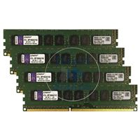 Kingston KTA-MP1066K4/16G - 16GB 4x4GB DDR3 PC3-8500 ECC UNBUFFERED 240-Pins Memory