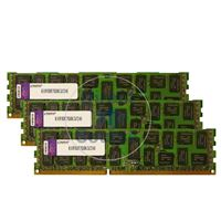 Kingston KVR10R7Q8K3/24I - 24GB 3x8GB DDR3 PC3-8500 ECC Registered 240Pins Memory