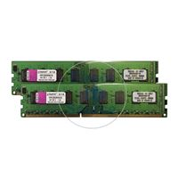 Kingston KVR1333D3N9K2/4G - 4GB 2x2GB DDR3 PC3-10600 NON-ECC UNBUFFERED 240-Pins Memory