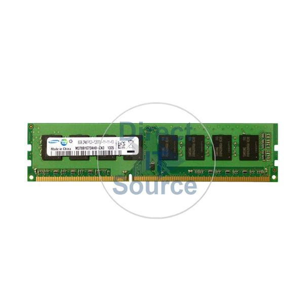 Samsung M378B1G73AH0-CK0 - 8GB DDR3 PC3-12800 NON-ECC UNBUFFERED 240-Pins Memory