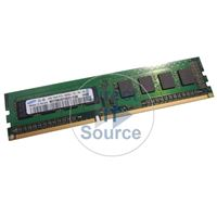 Samsung M378B2873DZ1-CH8 - 1GB DDR3 PC3-8500 NON-ECC UNBUFFERED 240-Pins Memory