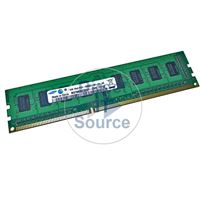 Samsung M378B2873EH1-CH9 - 1GB DDR3 PC3-10600 NON-ECC UNBUFFERED 240-Pins Memory