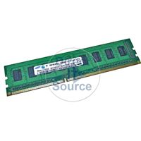 Samsung M378B2873EH1-CK0 - 1GB DDR3 PC3-12800 NON-ECC UNBUFFERED 240-Pins Memory