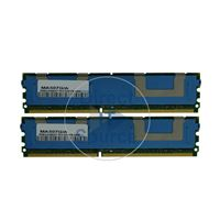 Apple MA507G/A - 8GB 2x4GB DDR2 PC2-5300 ECC Fully Buffered 240-Pins Memory