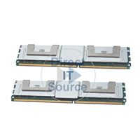 Apple MA508G/A - 4GB 2x2GB DDR2 PC2-5300 ECC Fully Buffered 240-Pins Memory