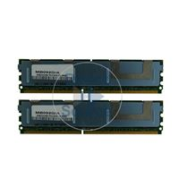 Apple MB092G/A - 8GB 2x4GB DDR2 PC2-6400 ECC Fully Buffered 240-Pins Memory