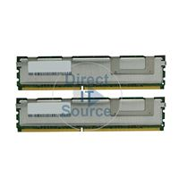 Apple MB093G/A - 4GB 2x2GB DDR2 PC2-6400 ECC Fully Buffered 240-Pins Memory