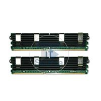 Apple MB193G/A - 4GB 2x2GB DDR2 PC2-6400 ECC Fully Buffered 240-Pins Memory