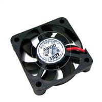 Aavid MW-410H12C - 12V 0.11A 40X10MM 2Wire Fan