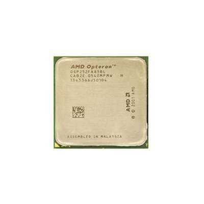 AMD OSP252FAA5BL - Opteron 252 2.60GHz 1MB Cache 1000MHZ FSB (Processor Only)