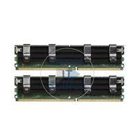 Corsair VSA2GBKITFB667D2 - 2GB 2x1GB DDR2 PC2-5300 ECC Fully Buffered 240-Pins Memory
