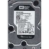"WD WD1001FAES - 1TB 7.2K SATA 6.0Gbps 3.5"" 64MB Cache Hard Drive"