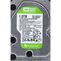 "WD WD10EARS - 1TB IntelliPower SATA 3.0Gbps 3.5"" 64MB Hard Drive"