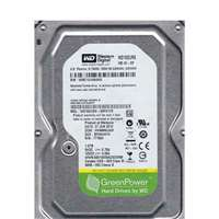 "WD WD10EURX - 1TB IntelliPower SATA 6.0Gbps 3.5"" 64MB Cache Hard Drive"