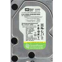 "WD WD10EVVS - 1TB IntelliPower SATA 3.0Gbps 3.5"" 8MB Hard Drive"
