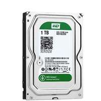 "WD WD10EZRX - 1TB IntelliPower SATA 6.0Gbps 3.5"" 64MB Cache Hard Drive"