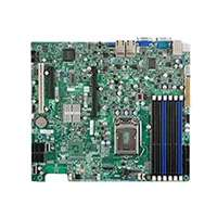 Supermicro X8SIE-F - ATX Server Motherboard