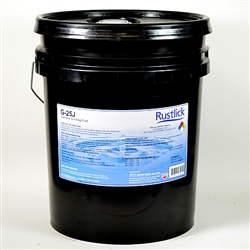 Rustlick G-25J Synthetic Grinding Fluid In Gallons, Pails, and Drums