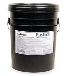 Rustlick G-1066D Synthetic Grinding Fluid, 5 Gallon Pail