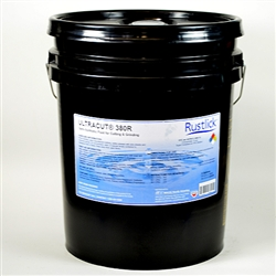 Rustlick Ultracut 380R Universal Coolant, Semi Synthetic Coolant For All Metals, 5 Gallon Pail