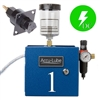 Accu-Lube, 01A3-SAW, Applicator, 1 Pump Boxed, Electric solenoid on/off control (24 VDC) & V-Nozzle (#9692) for band sawing