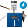 Accu-Lube, 01B1-STD, 1 Nozzle Brass Pump Applicator, Electric Solenoid (110 VAC) on/off Valve