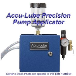 Accu-Lube, 03A0-STD, Applicator, 3 Pump Standard Boxed Complete, Manual on/off