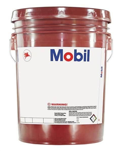 Mobil DTE 21 High Performance Hydraulic Oil, 5 Gallon Pail