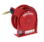 Buy Reelcraft Spring Driven Welding Reels, T Grade for mapp gas, propane, natural gas, fuel gas, hose to 100 Online