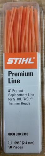 """Line Sthil 0000-930-2310 8/"""" Pre-cut"""